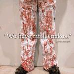 Bloody Pants