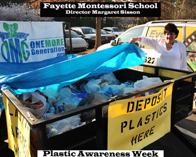 Day 2 of Our Plastic Awareness Week