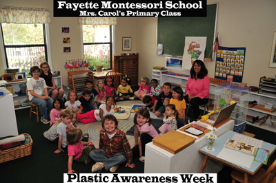 Day 3 of Our Plastic Awareness Week