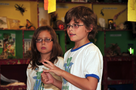'Plastic Awareness Education' at Cochran Mill Summer Camp