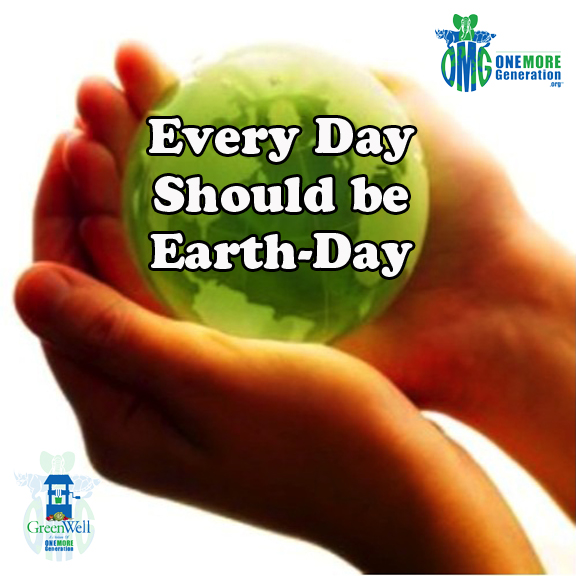 Every Day Should Be Earth-Day