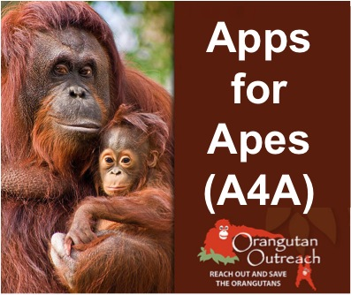 Apps for Apes (A4A)