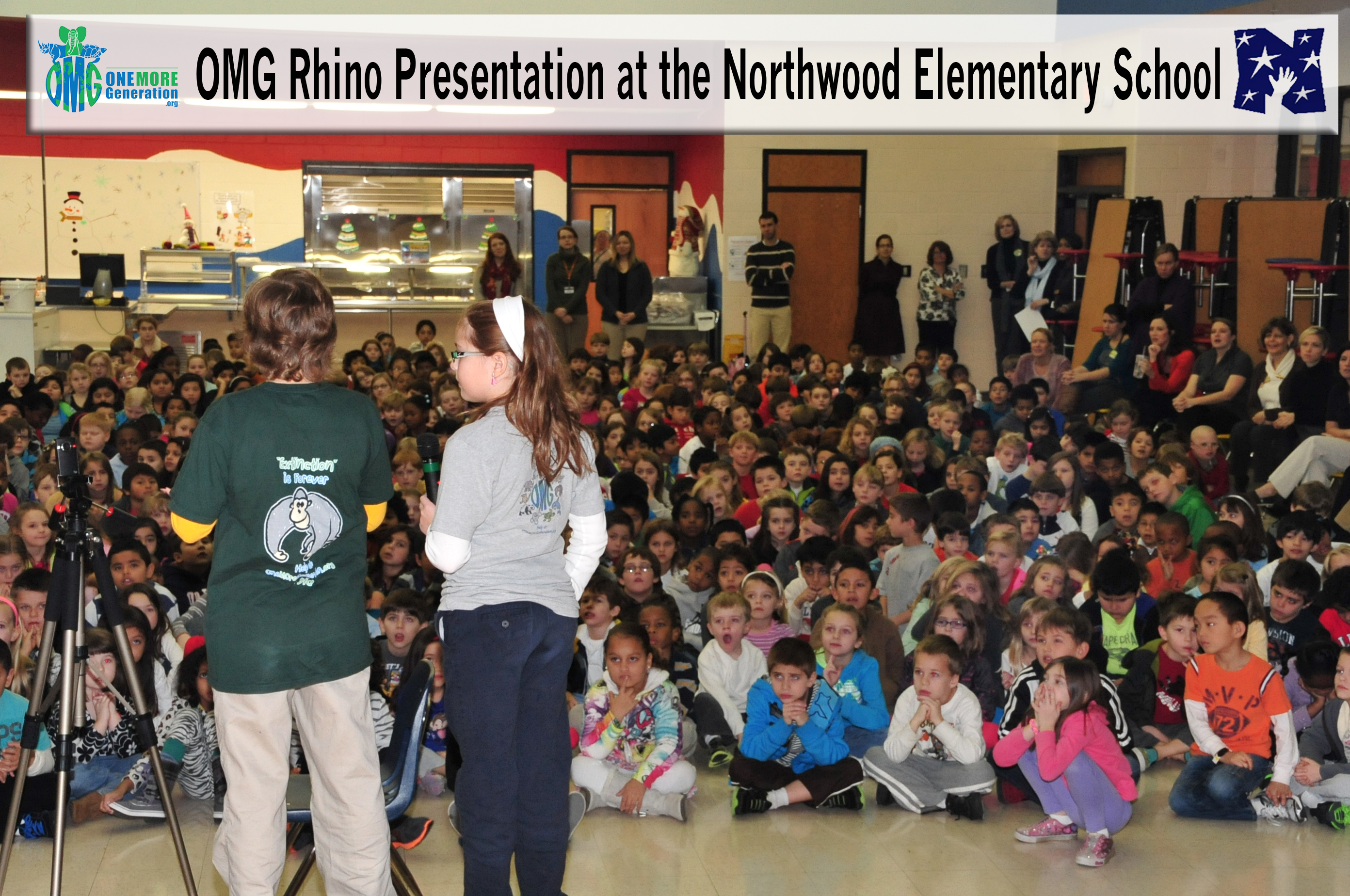 Saving Rhinos, One Student At A Time