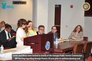 Brother and sister speak truth to Georgia Power's PSC