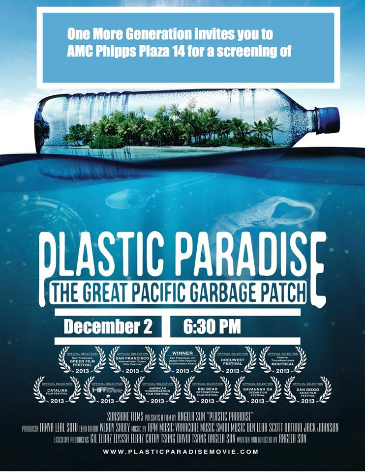Plastic Paradise: A Film Screening with OMG Founders!