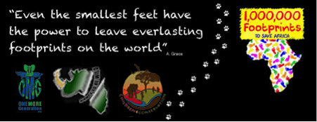 1,000,000 Footprints for Africa