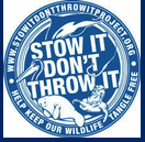 Stow It Don't Throw It