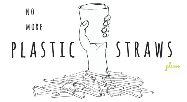 No More Plastic Straws