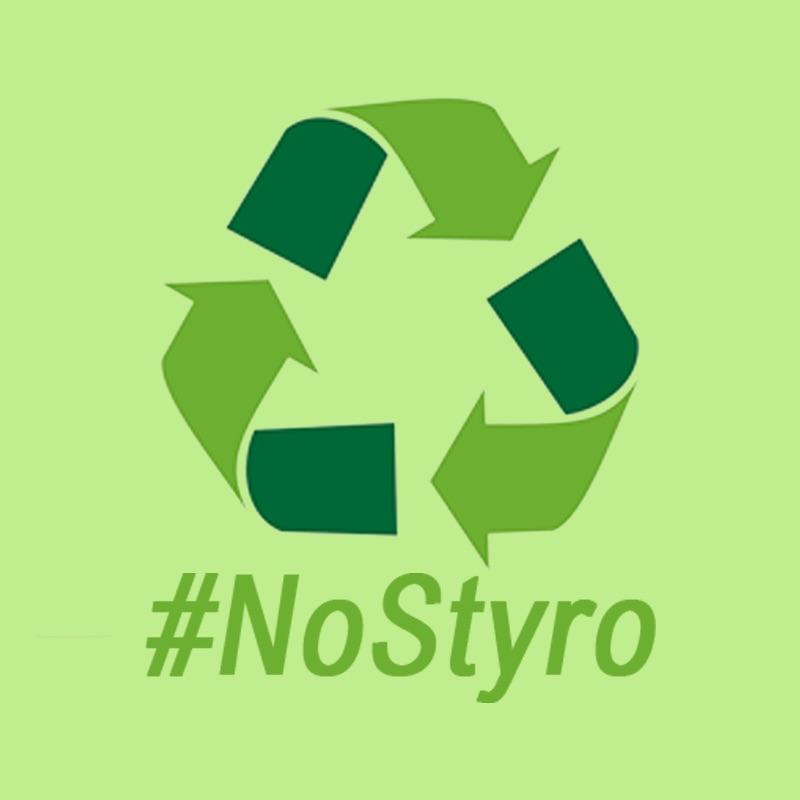 No Styro