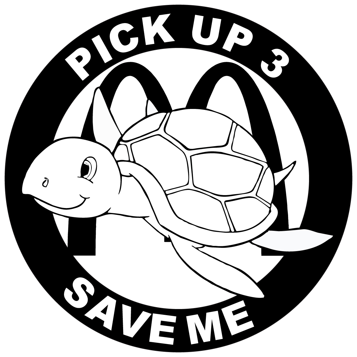 Pick Up 3 Save Me