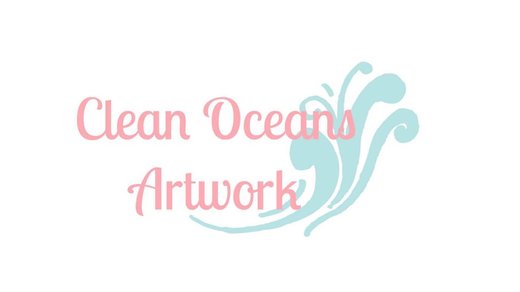 Clean Ocean Artwork