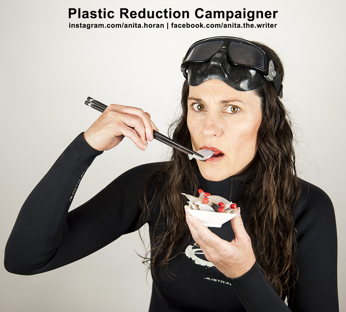 Anita Horan Plastic Reduction Campaigner