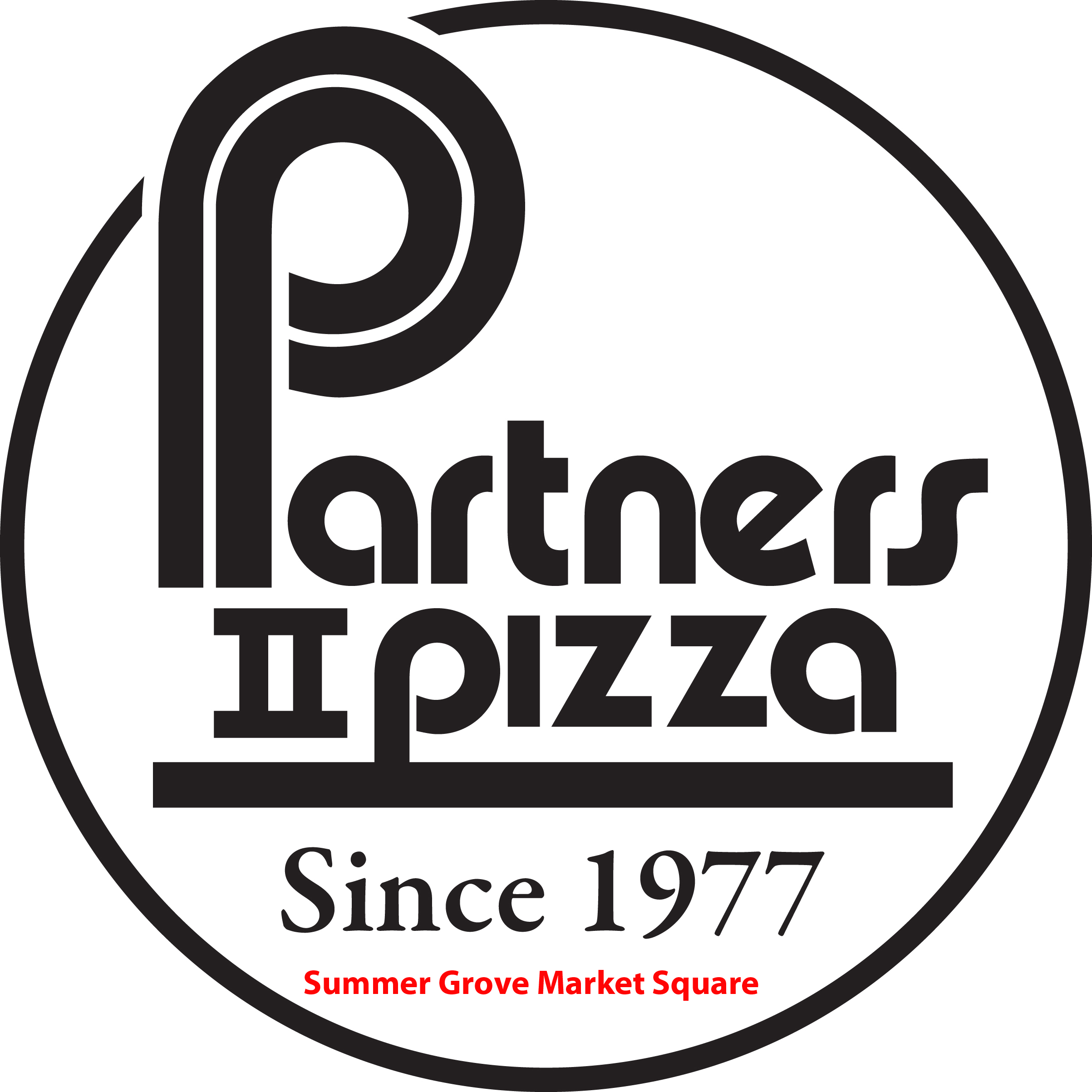 Summer Grove Market Square - Partners II Pizza
