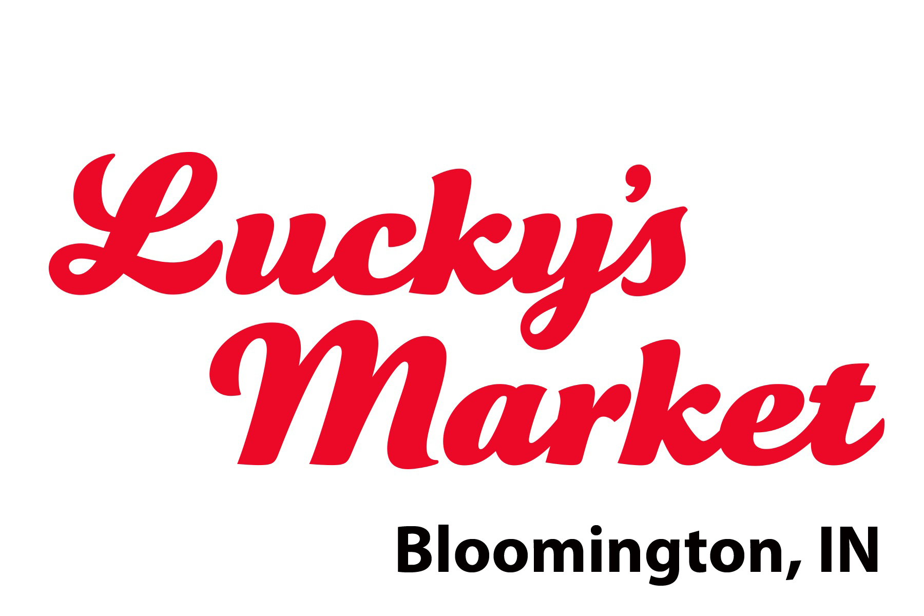Bloomington, IN - Lucky's Market