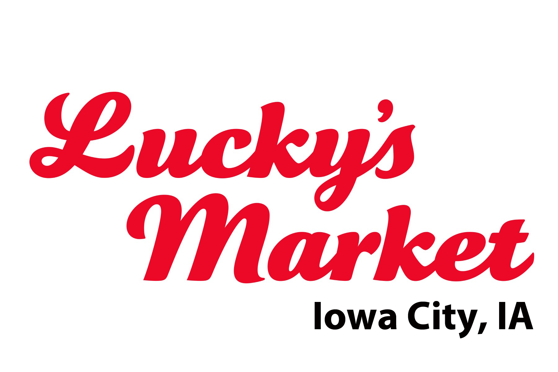 Iowa City, IA - Lucky's Market