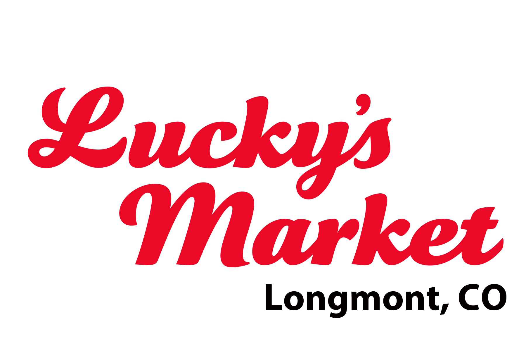Longmont, CO - Lucky's Market