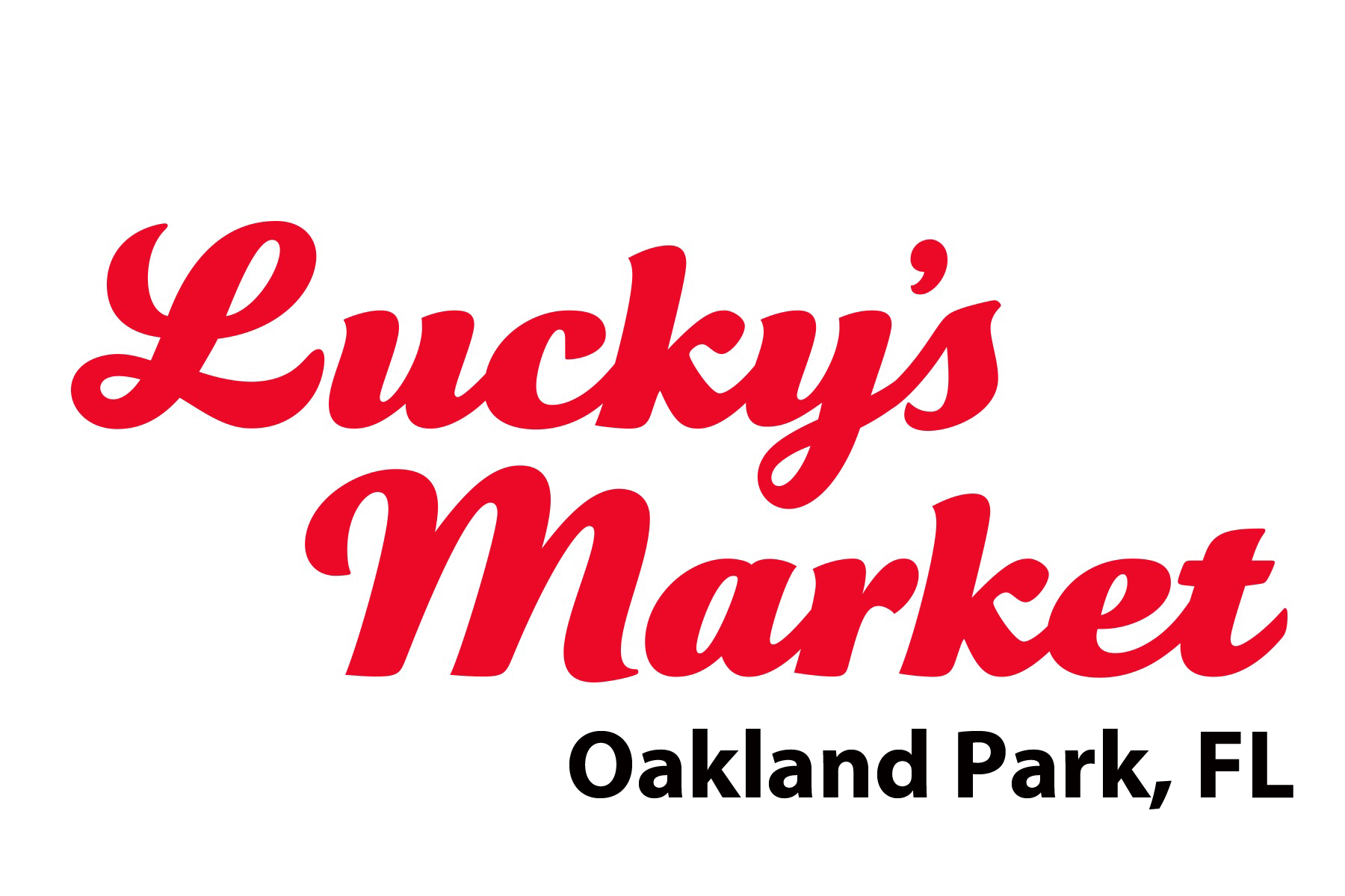 Oakland Park, FL - Lucky's Market
