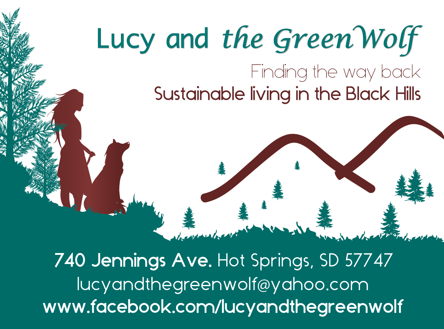 Lucy and The Green Wolf