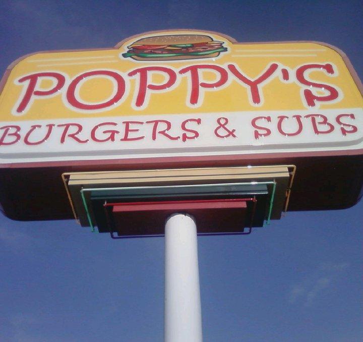 Poppys burgers