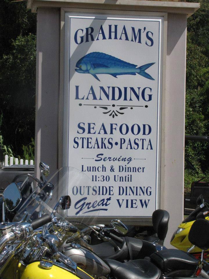 Grahams Landing Murrells Inlet