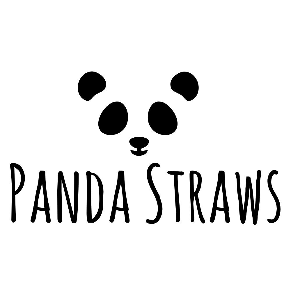 Panda Straws