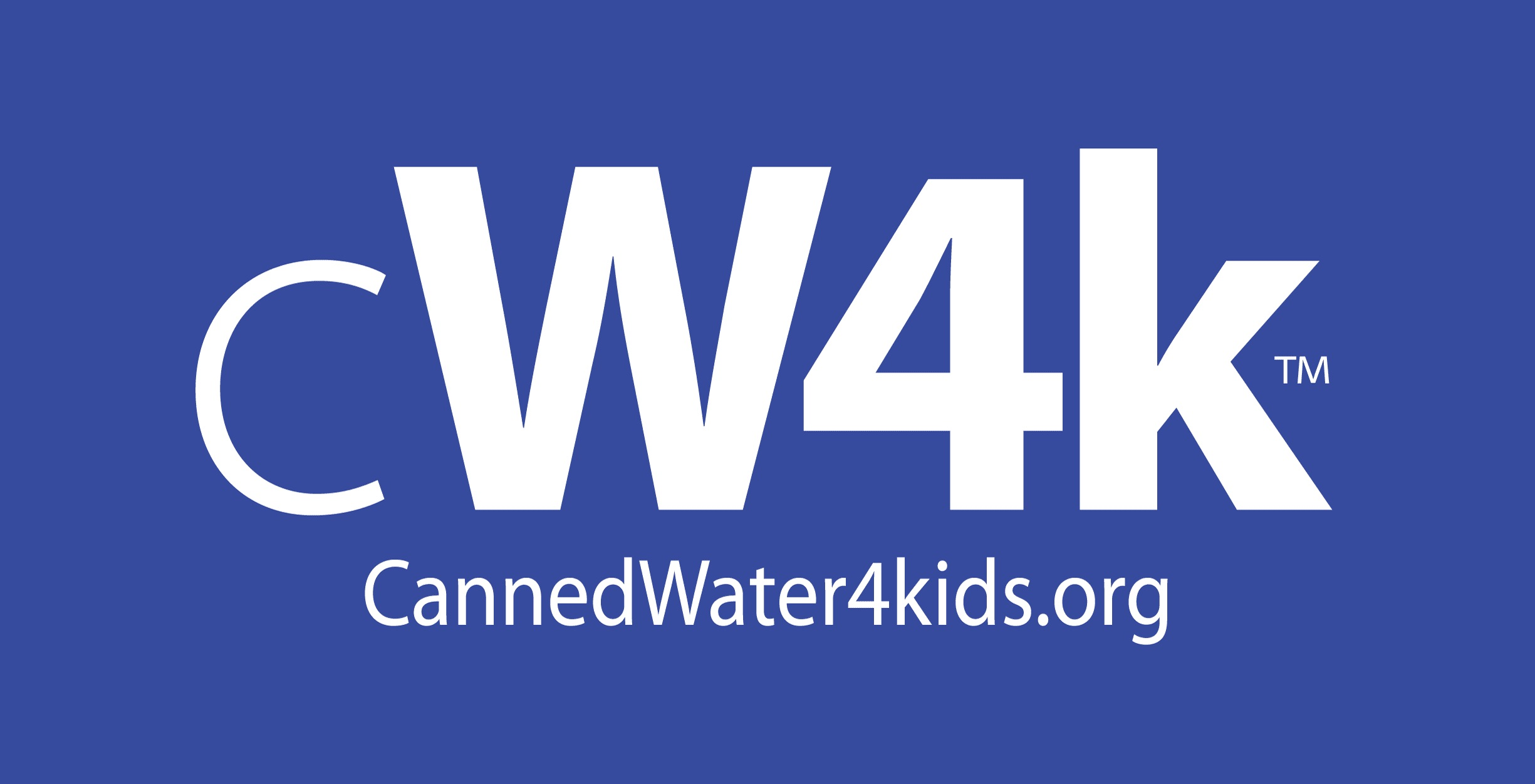 cannedwater4kids inc.