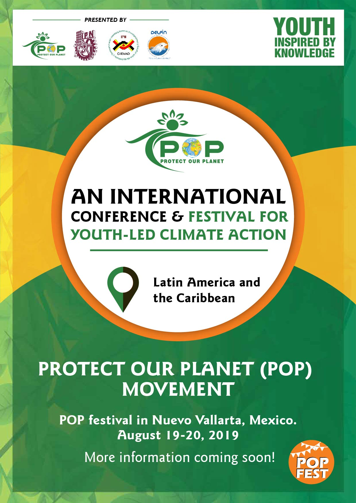 International Conference and Festival for Youth-Led Climate Action